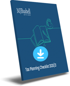 Tax planning checklist guide